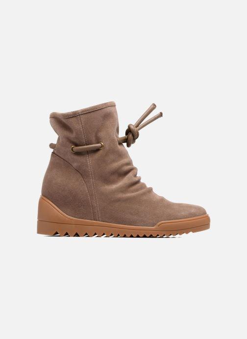 Bottines et boots Shoe the bear Line Beige vue derrière