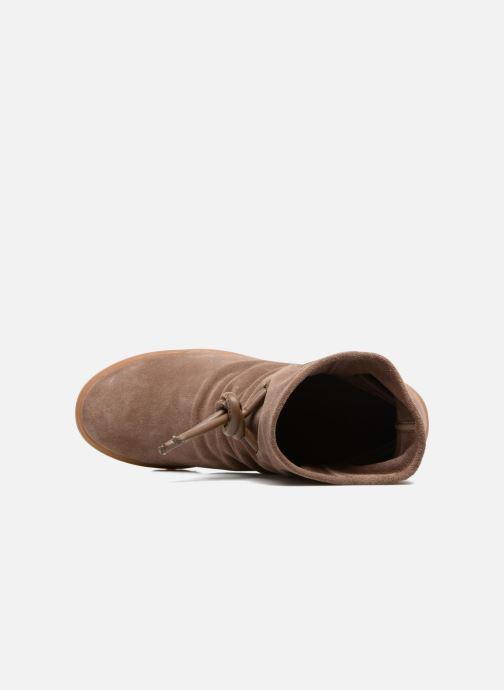 Boots en enkellaarsjes Shoe the bear Line Beige links