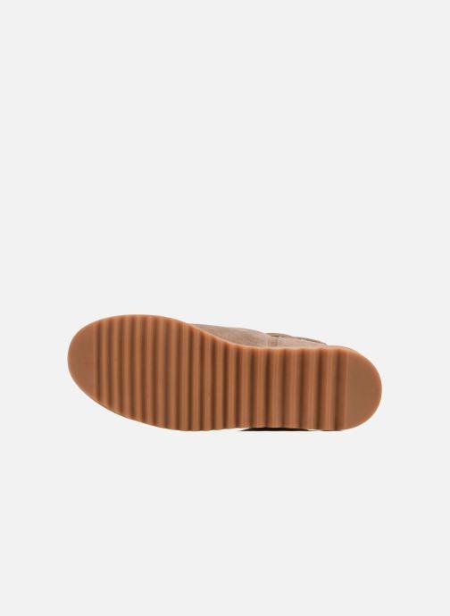 Bottines et boots Shoe the bear Line Beige vue haut