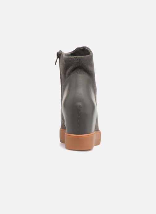 Bottines et boots Shoe the bear Trish Gris vue droite
