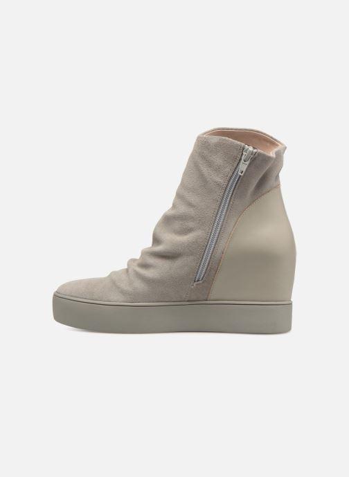 Boots en enkellaarsjes Shoe the bear Trish Grijs voorkant