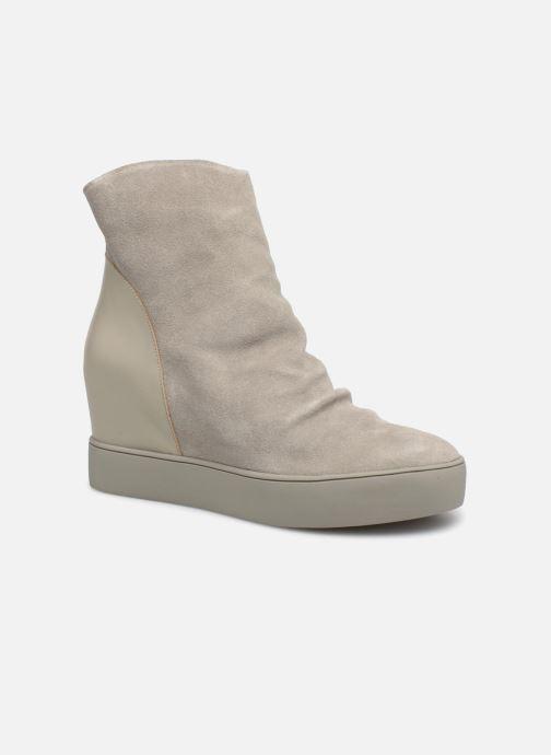 Ankelstøvler Shoe the bear Trish Grå detaljeret billede af skoene