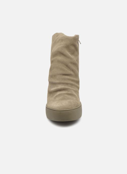 Bottines et boots Shoe the bear Trish Vert vue portées chaussures