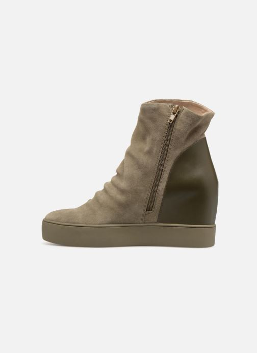 Bottines et boots Shoe the bear Trish Vert vue face