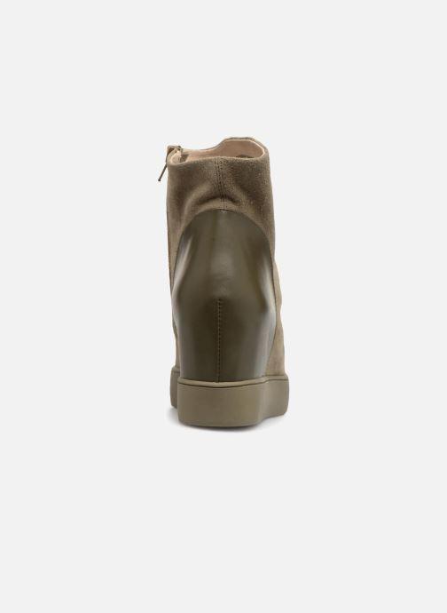 Bottines et boots Shoe the bear Trish Vert vue droite