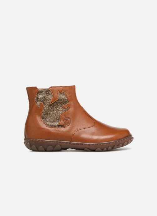 Bottines et boots Pom d Api Cute Squirrel Marron vue derrière