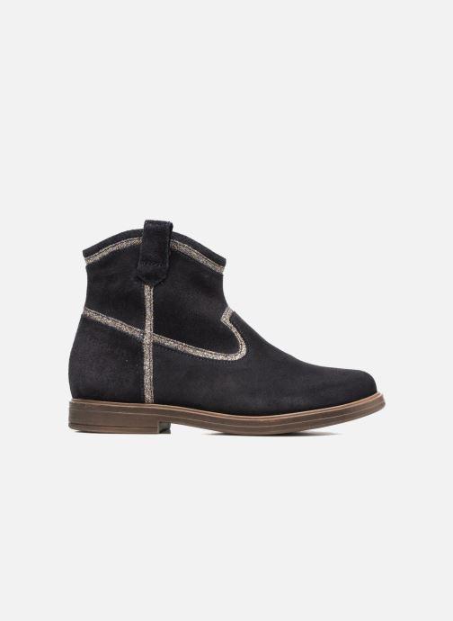 Boots en enkellaarsjes Pom d Api Hobo Glitter Blauw achterkant