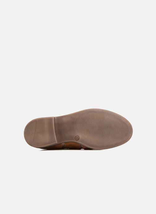 Boots en enkellaarsjes Pom d Api Hobo Glitter Bruin boven