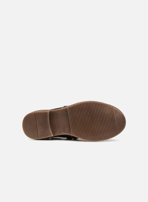Boots en enkellaarsjes Pom d Api City Boots Blauw boven