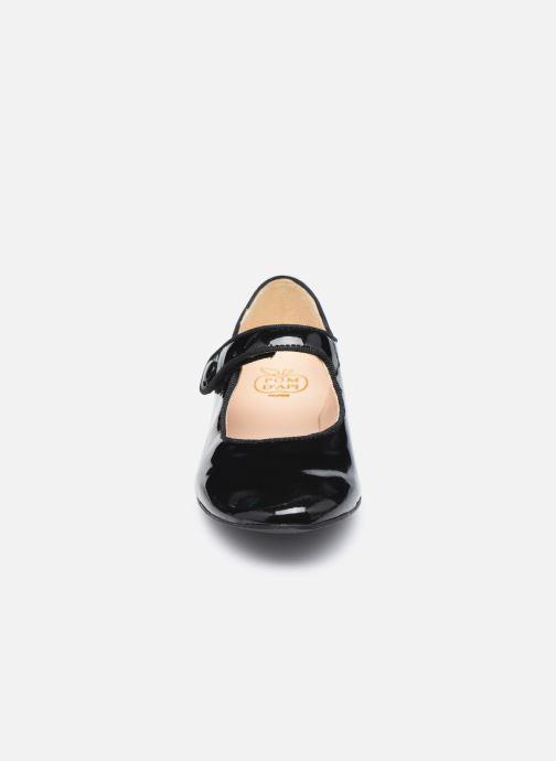 Ballerines Pom d Api Daisy Baby Noir vue portées chaussures