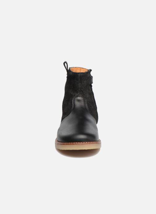 Bottines et boots Pom d Api Patex Boots Noir vue portées chaussures