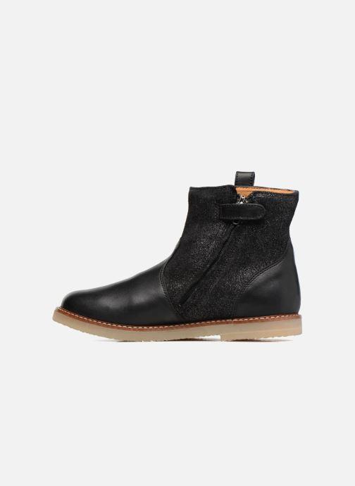 Bottines et boots Pom d Api Patex Boots Noir vue face