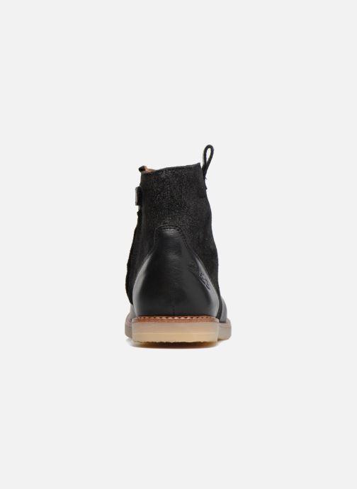 Bottines et boots Pom d Api Patex Boots Noir vue droite