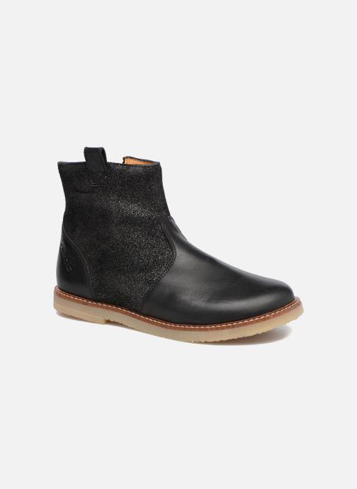Bottines et boots Pom d Api Patex Boots Noir vue détail/paire