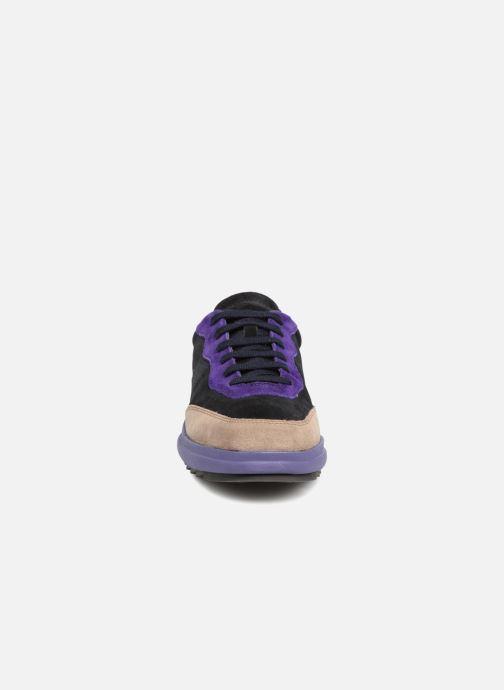Baskets Camper Marges K100050 Bleu vue portées chaussures