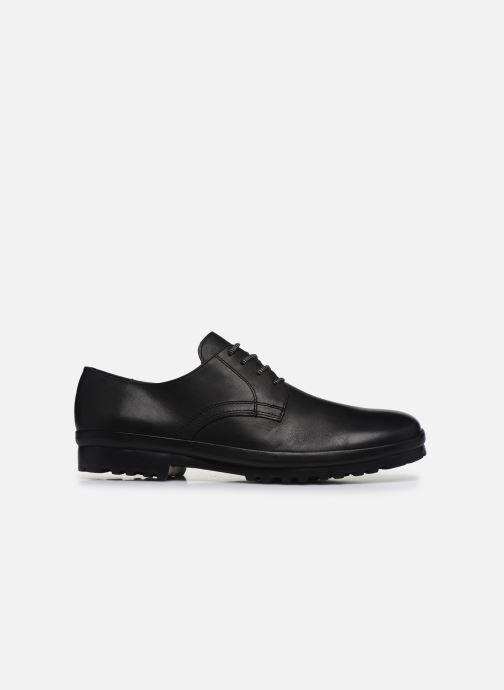 Zapatos con cordones Camper Pegaso 18959 Negro vistra trasera