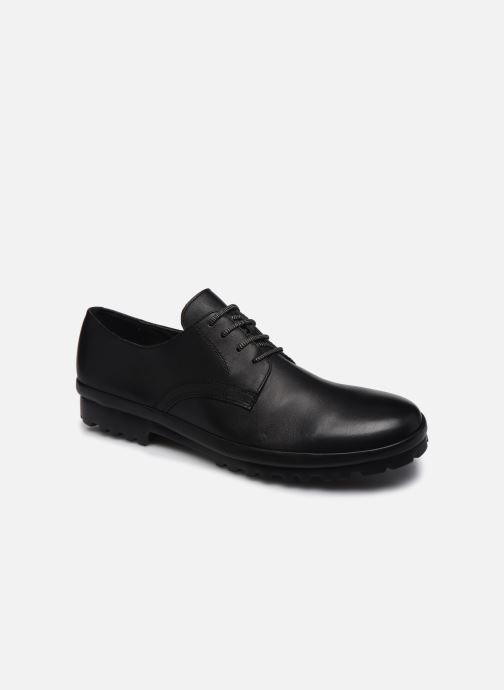 Zapatos con cordones Camper Pegaso 18959 Negro vista de detalle / par
