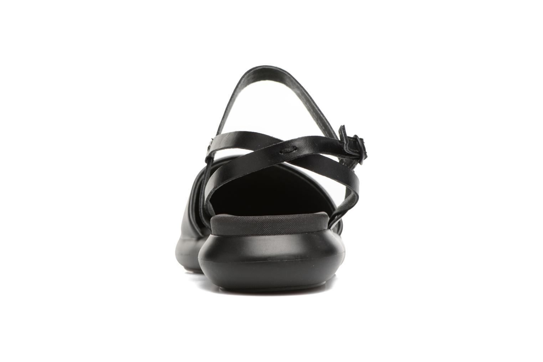 Sandales et nu-pieds Camper Capsula K200145 Noir vue droite