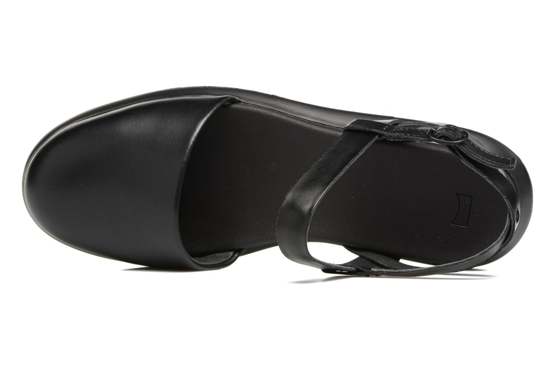 Sandales et nu-pieds Camper Capsula K200145 Noir vue gauche