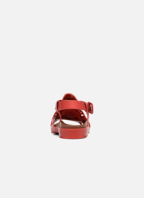 Sandalias Camper Together 21903 Rojo vista lateral derecha