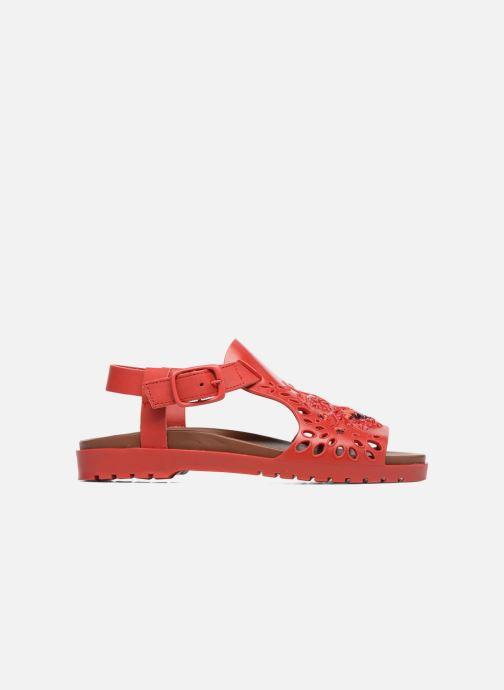 Sandales et nu-pieds Camper Together 21903 Rouge vue derrière