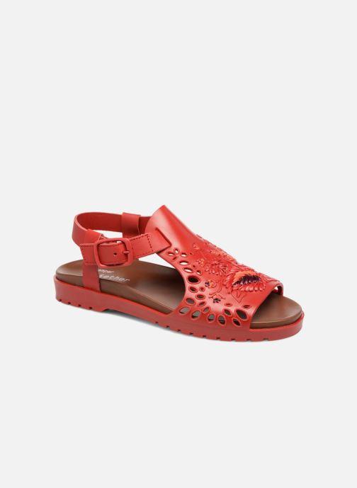 Sandales et nu-pieds Camper Together 21903 Rouge vue détail/paire