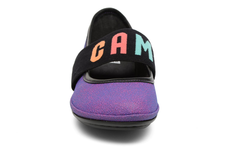 Ballerines Camper TWS K200144 Violet vue portées chaussures