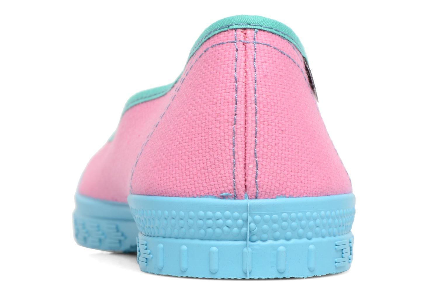 Ballet pumps Camper TWS K200076 Pink view from the right