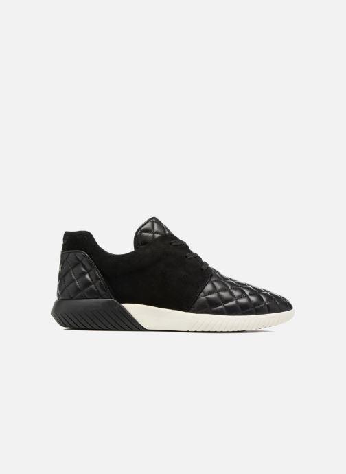Sneaker What For Clay schwarz ansicht von hinten