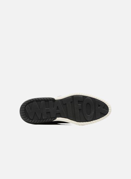 Sneaker What For Clay schwarz ansicht von oben