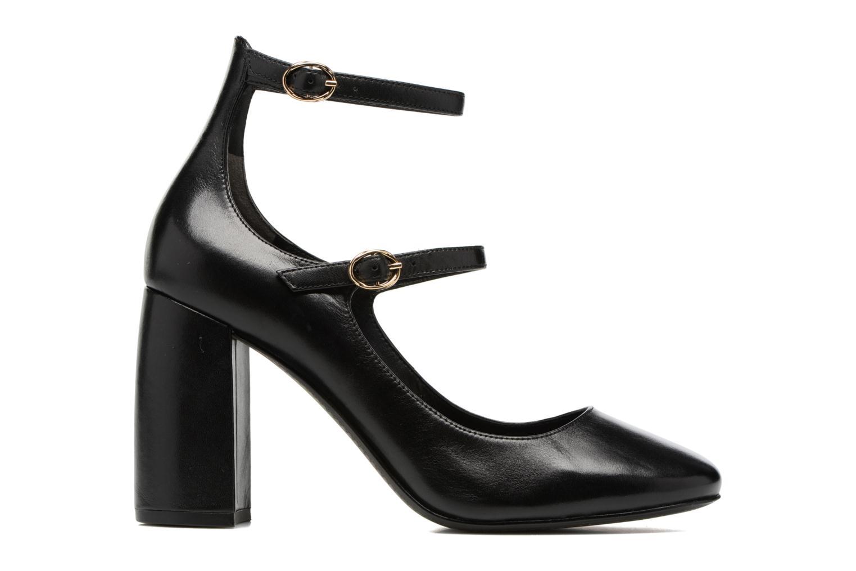 Zapatos de tacón What For Noah Negro vistra trasera