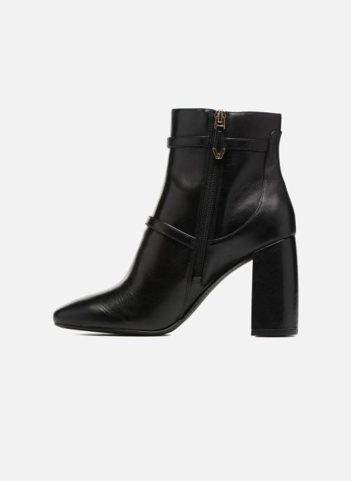 Ankle boots What For Thomas Black front view