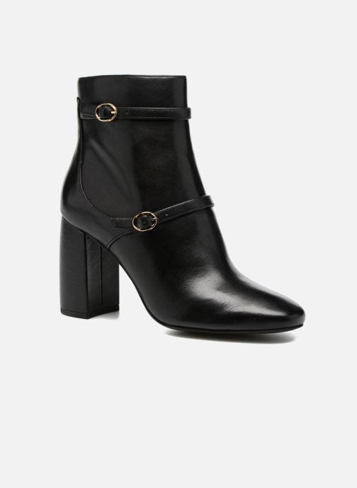 Bottines et boots What For Thomas Noir vue détail/paire