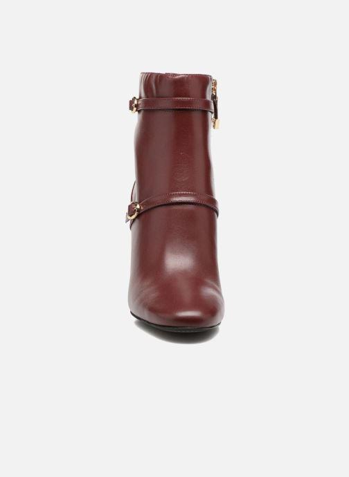 Bottines et boots What For Thomas Bordeaux vue portées chaussures