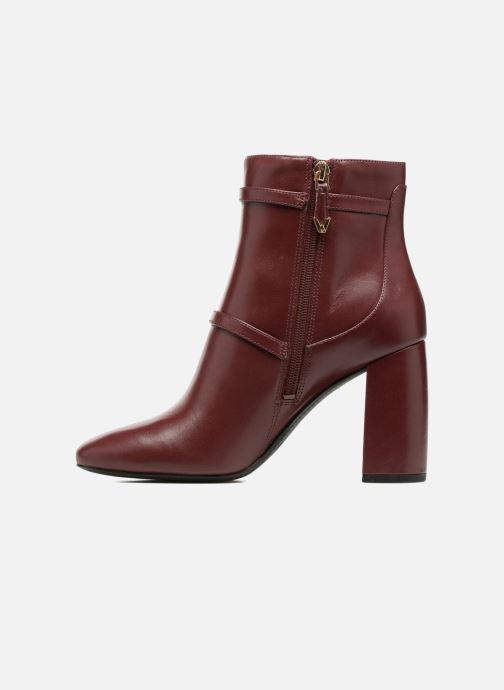 Bottines et boots What For Thomas Bordeaux vue face
