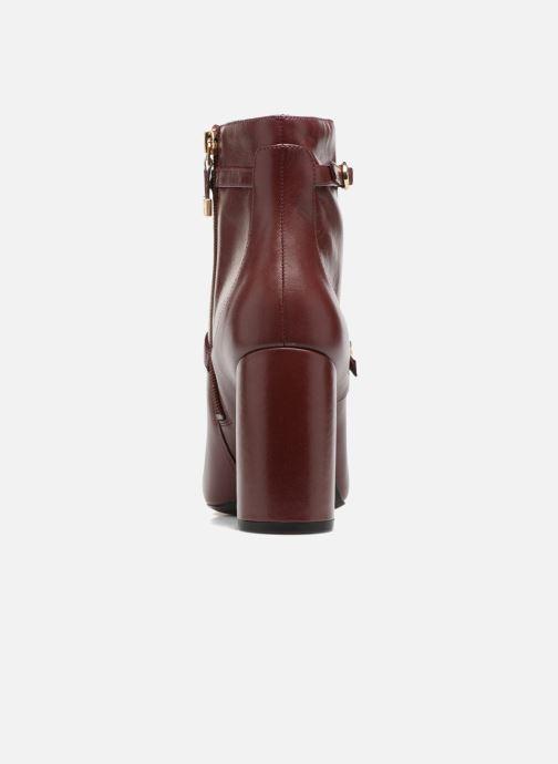 Bottines et boots What For Thomas Bordeaux vue droite