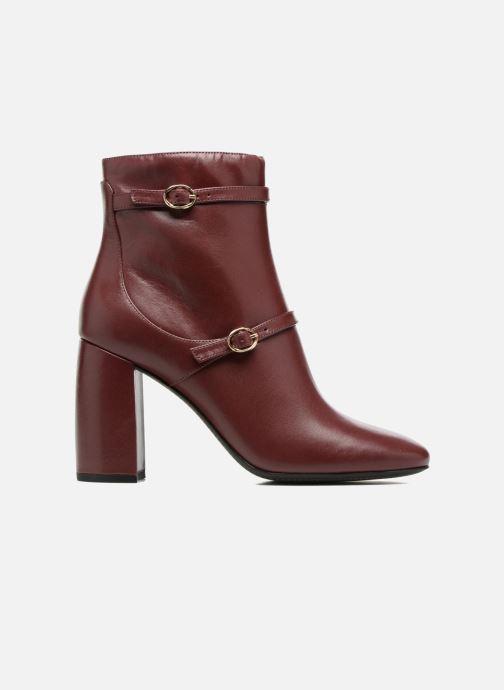 Bottines et boots What For Thomas Bordeaux vue derrière