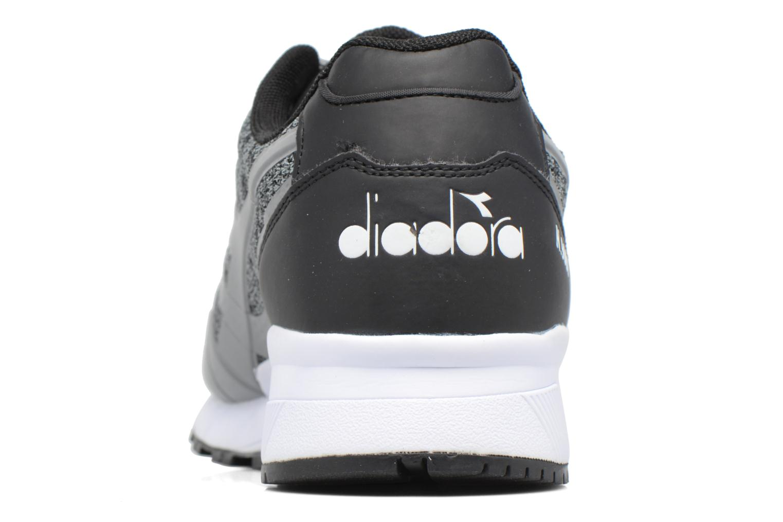 Trainers Diadora N9000 MODERNA Grey view from the right