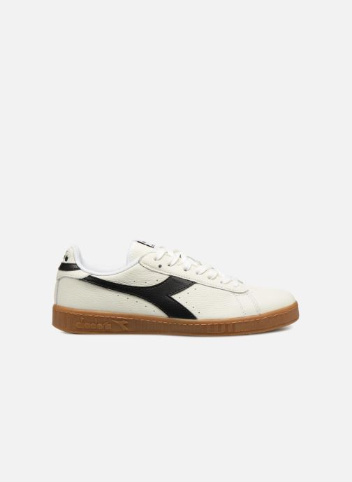 Trainers Diadora GAME L LOW White back view