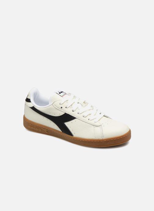 Low Diadora Game White L black gum CrsQhdxtB