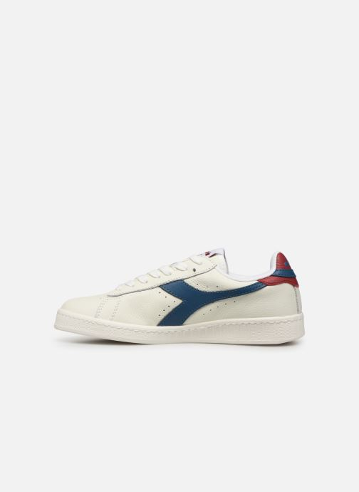 Baskets Diadora GAME L LOW Blanc vue face