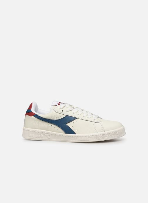 Baskets Diadora GAME L LOW Blanc vue derrière
