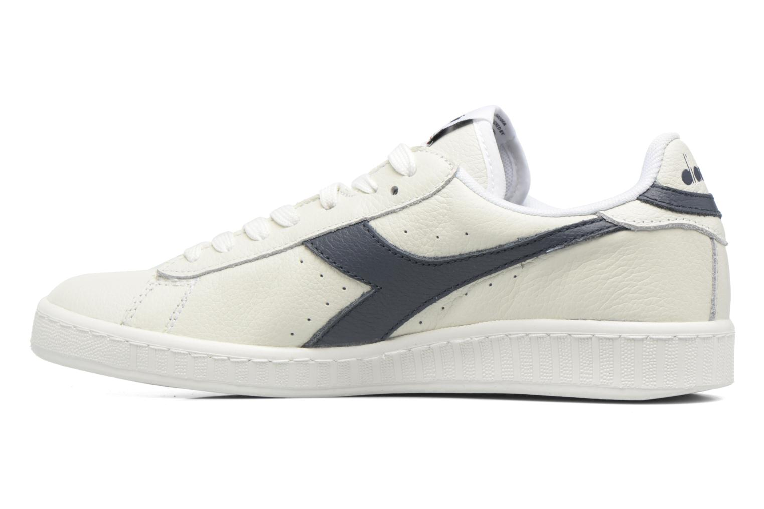 Sneakers Diadora GAME L LOW Bianco immagine frontale