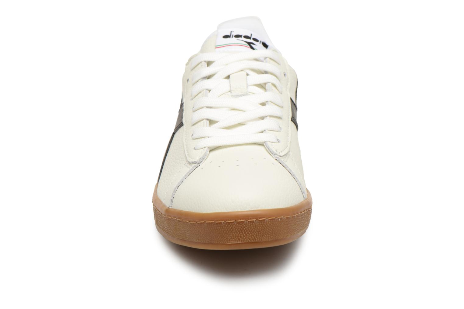 black Game Diadora White gum Low L Ifg7vY6by