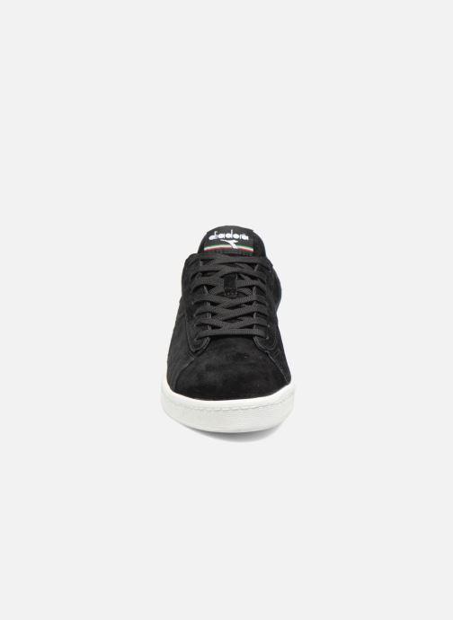 Baskets Diadora GAME LOW S Noir vue portées chaussures