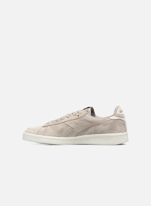Baskets Diadora GAME LOW S Gris vue face
