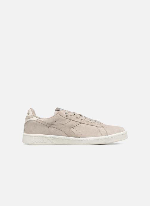 Baskets Diadora GAME LOW S Gris vue gauche