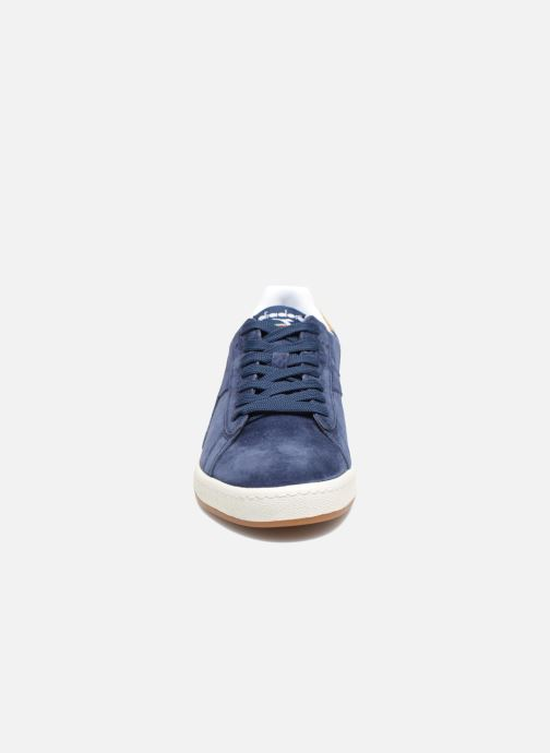 Baskets Diadora GAME LOW S Bleu vue portées chaussures