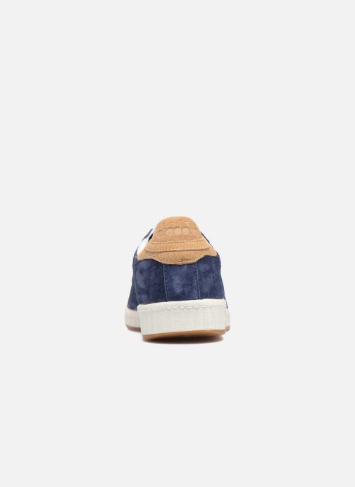 Low blau Sneaker Game 321329 S Diadora 0qnT5t