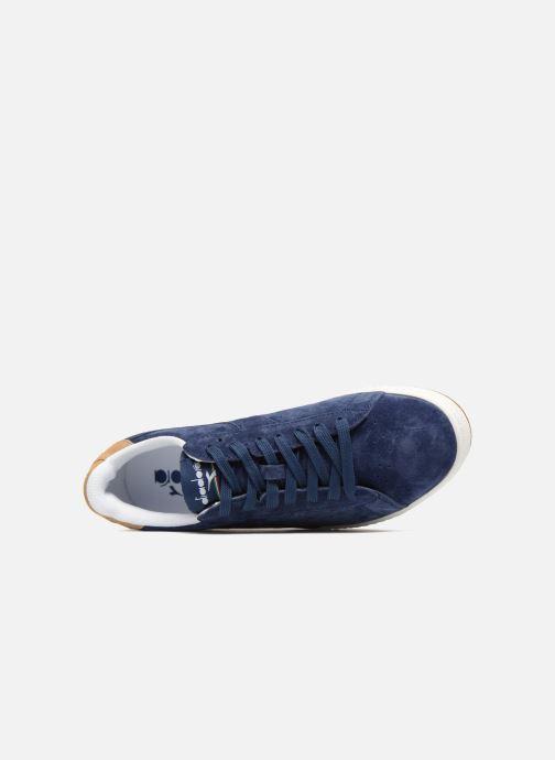 Sneakers Diadora GAME LOW S Azzurro immagine sinistra